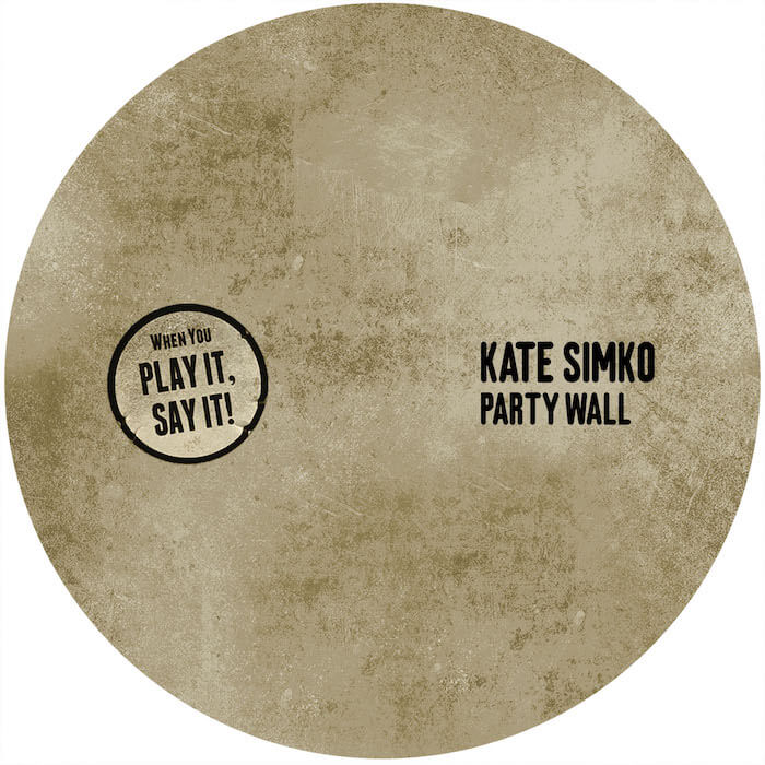 Kate Simko - Party Wall cover