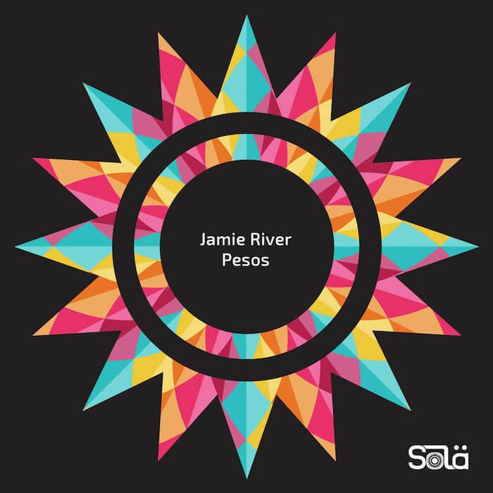 Jamie River - Pesos EP cover