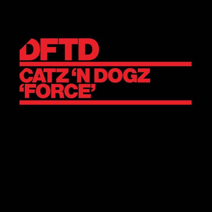 Catz 'n Dogz - Force cover