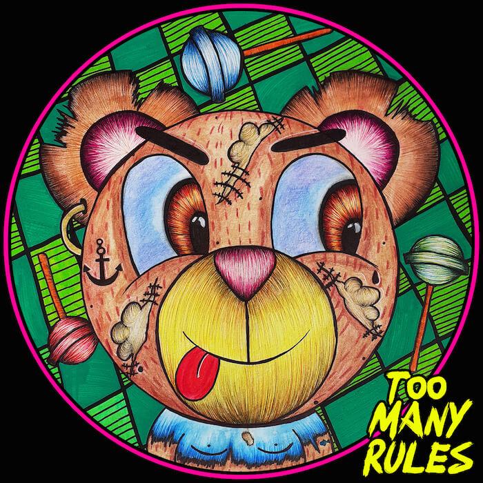 Homero Espinosa, Tony Hewitt - Rock This Party (Inc. Hipp-E Remix) cover
