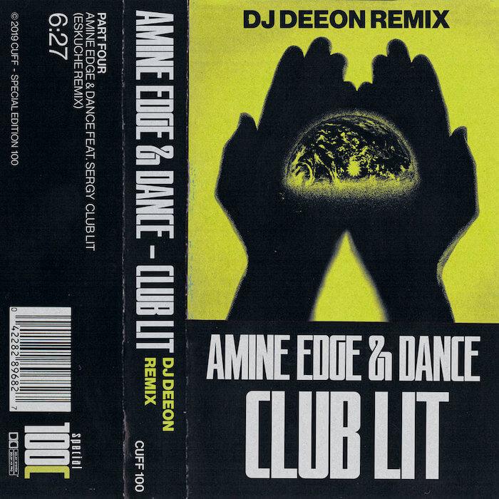 Amine Edge & DANCE Feat. Sergy - Club Lit (DJ Deeon Remix) cover