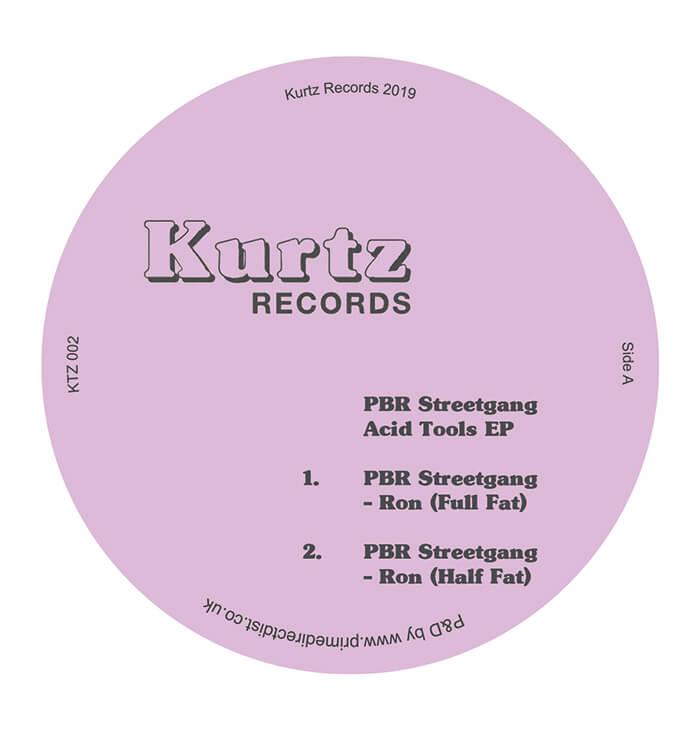 PBR Streetgang - Acid Tools EP cover