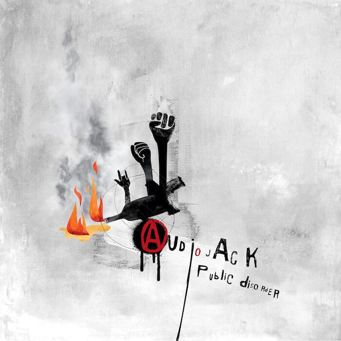 Audiojack - Public Disorder (incl. Josh Butler & Seb Zito Remixes) cover