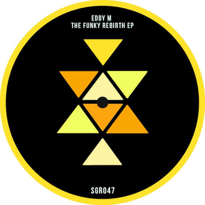 Eddy M - The Funky Rebirth EP cover