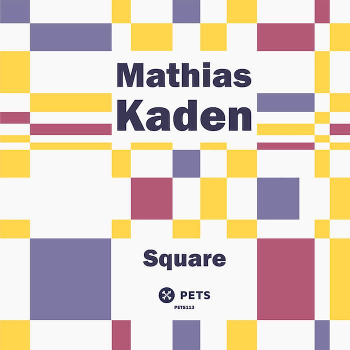 Mathias Kaden - Square (incl. Catz 'n Dogz Remix) cover