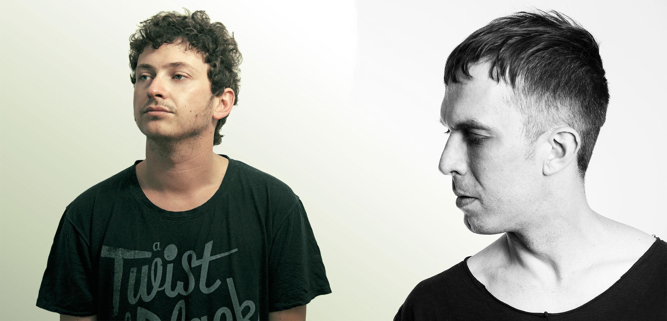 Shaun Reeves & Tuccillo - Fill Callings EP hero