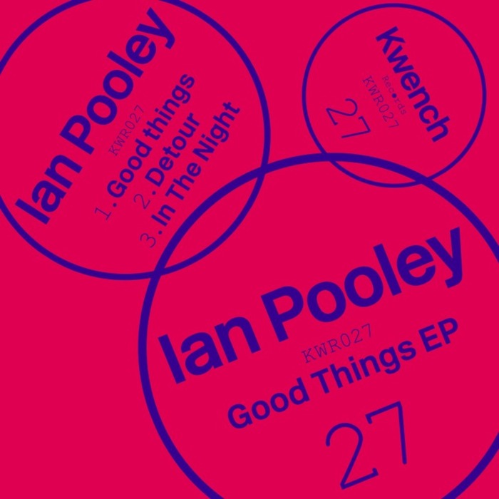 Ian Pooley - Good Things EP cover