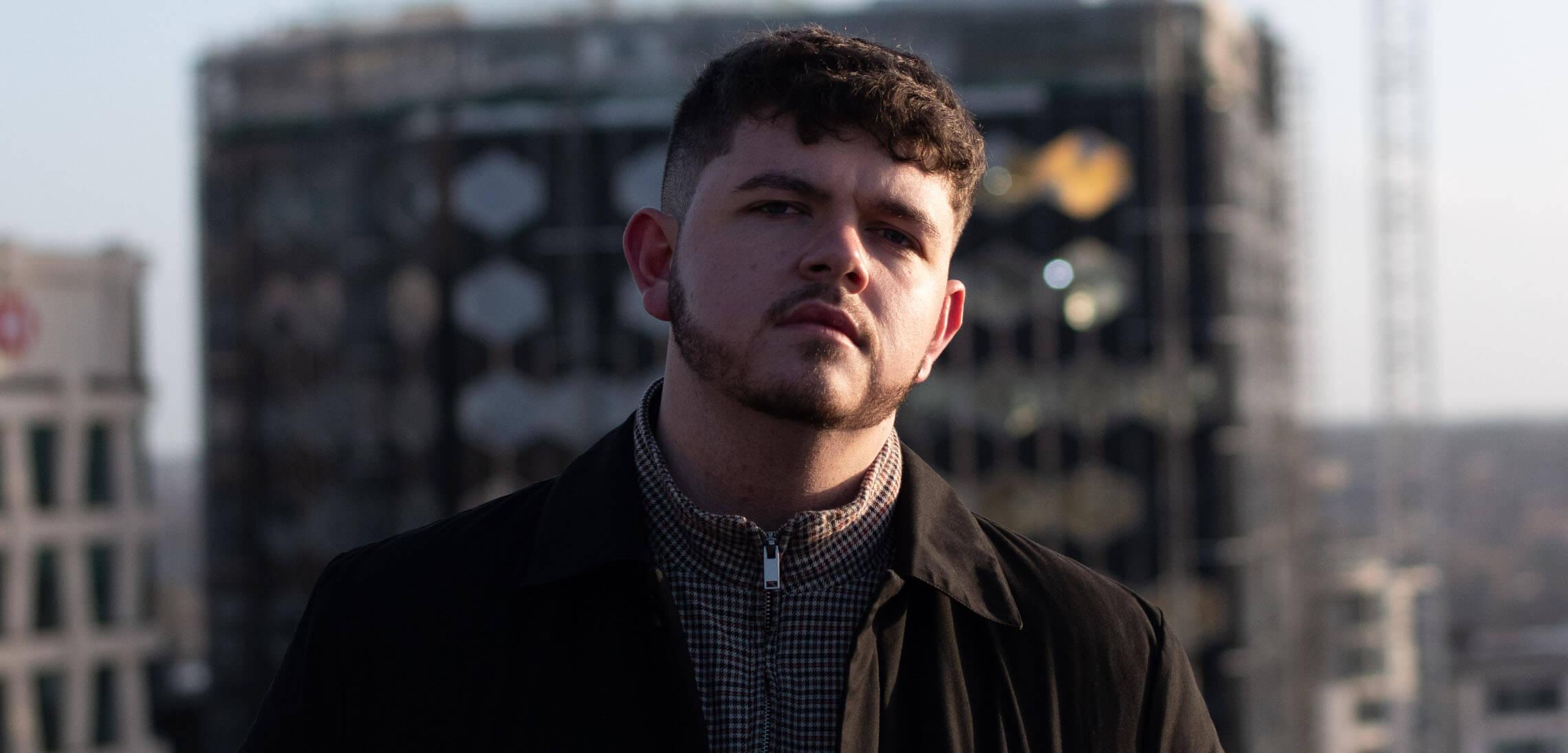 Josh Hvaal - The Sound EP hero
