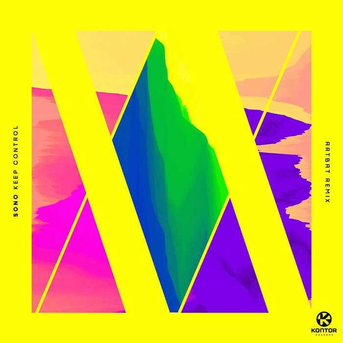 Sono - Keep Control (ARTBAT Remix) cover
