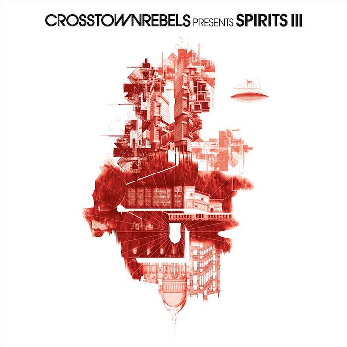 Crosstown Rebels presents Spirits III cover