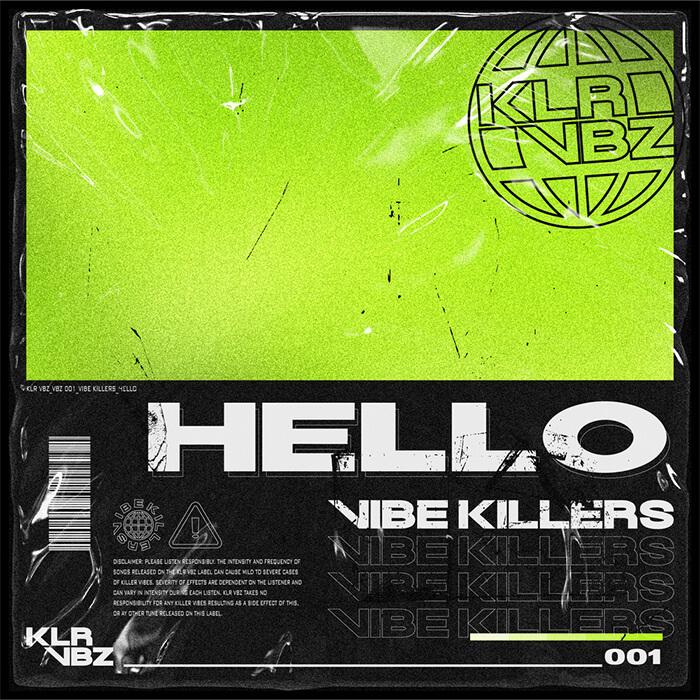 Vibe Killers - Hello cover