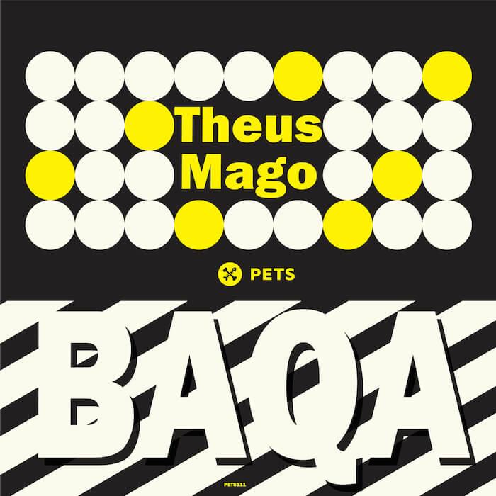 Theus Mago - BAQA cover