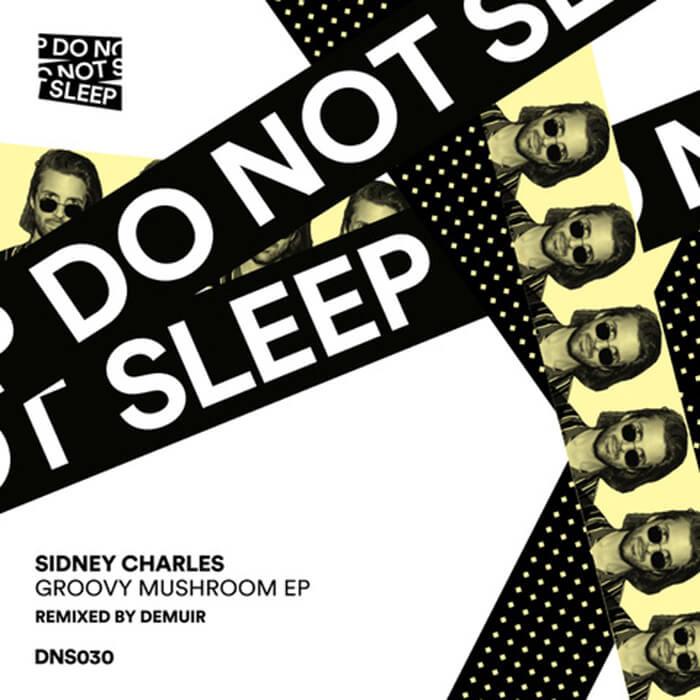 Sidney Charles - Groovy Mushroom EP cover
