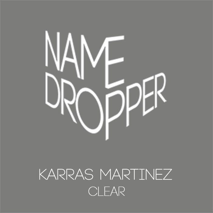 Karras Martinez - Clear cover