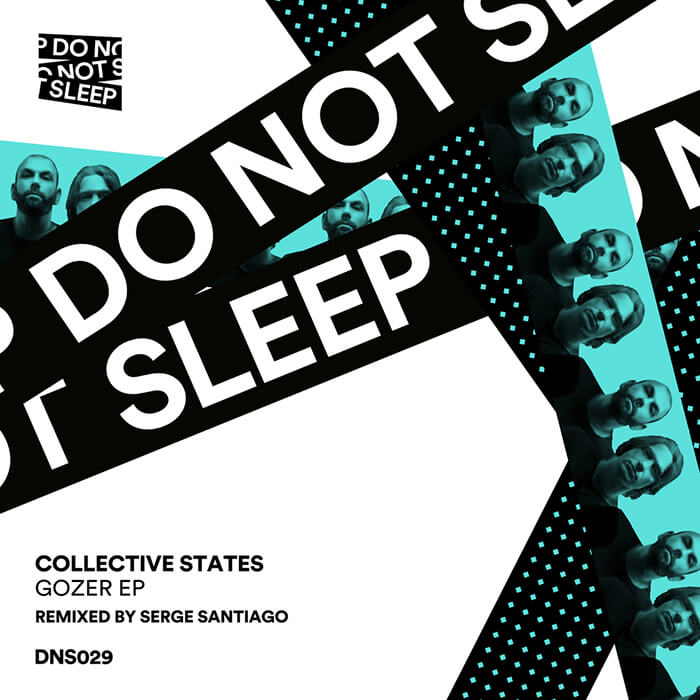 Collective States - Gozer EP cover