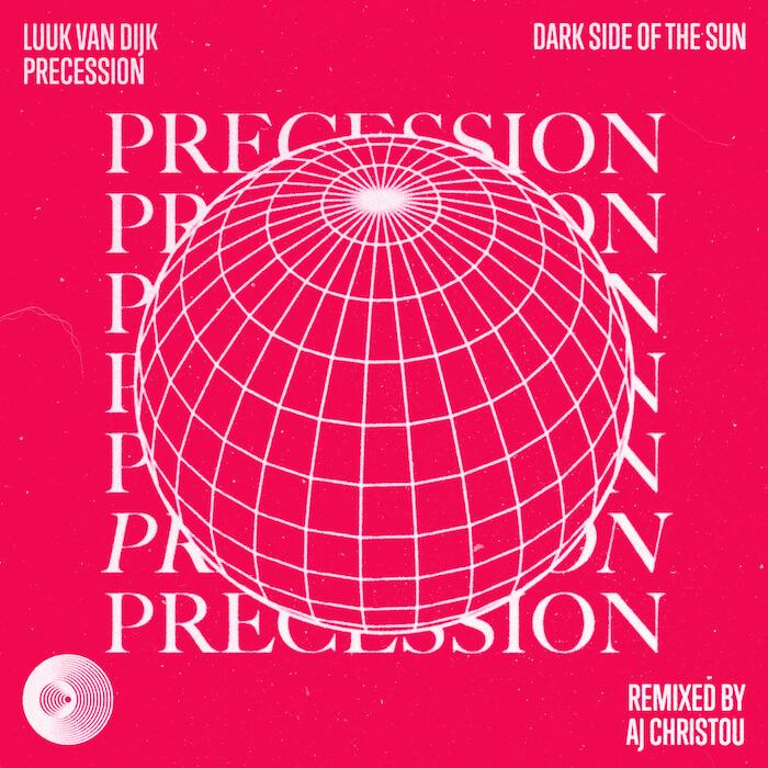 Luuk van Dijk - Precession EP (incl. AJ Christou Remix) cover