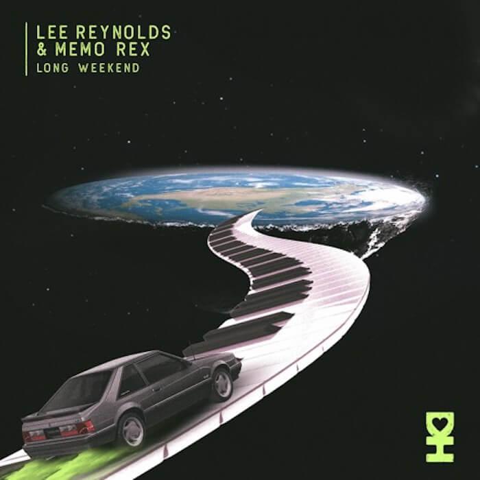 Lee Reynolds, Memo Rex - Long Weekend EP cover