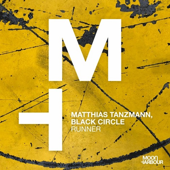 Matthias Tanzmann, Black Circle - Runner cover