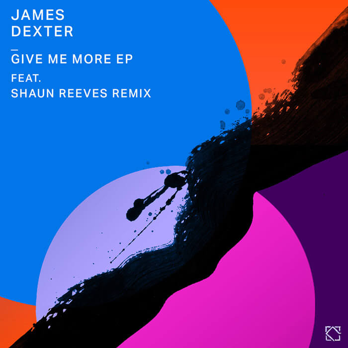 James Dexter - Give Me More EP cover