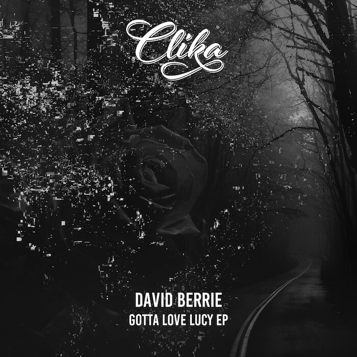 David Berrie - Gotta Love Lucy EP cover
