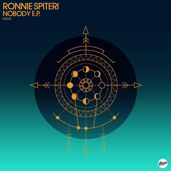 Ronnie Spiteri - Nobody EP cover