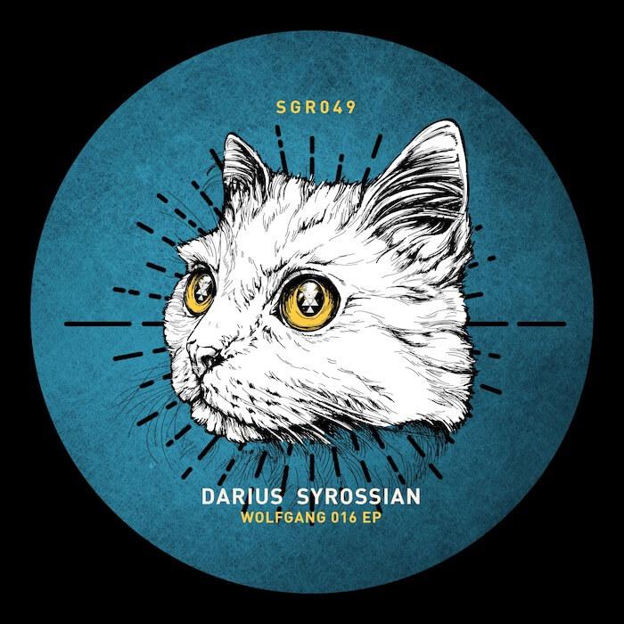 Darius Syrossian - Wolfgang 016 EP cover