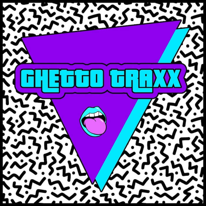 V.A. - Ghetto Traxx 2 EP cover