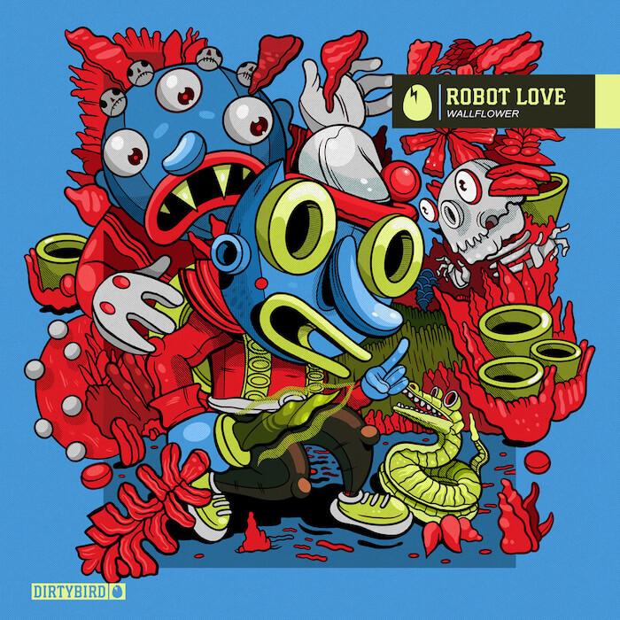 Robot Love - Wallflower cover