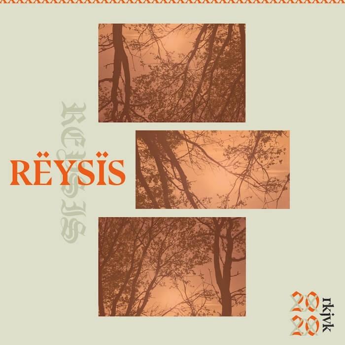 REYSIS (SIS x Rey&Kjavik) - Tasi Lua EP cover