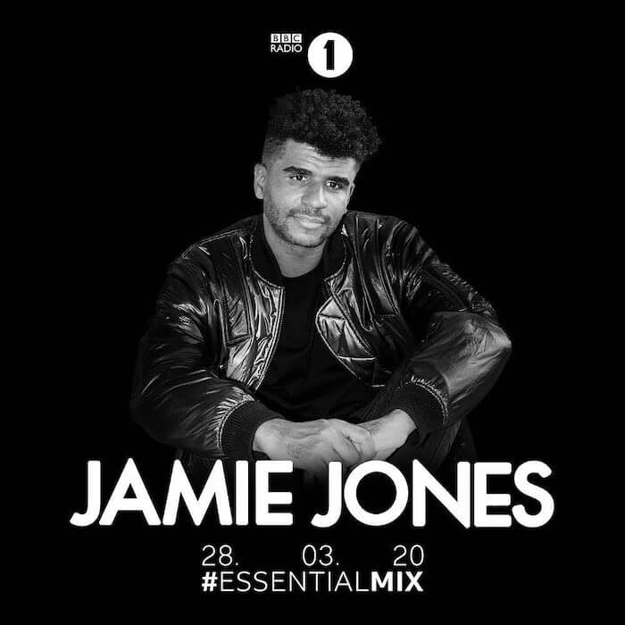 Jamie Jones - Essential Mix 2020 cover