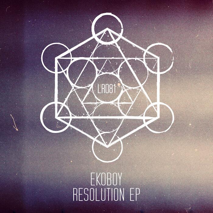 Ekoboy - Resolution EP cover