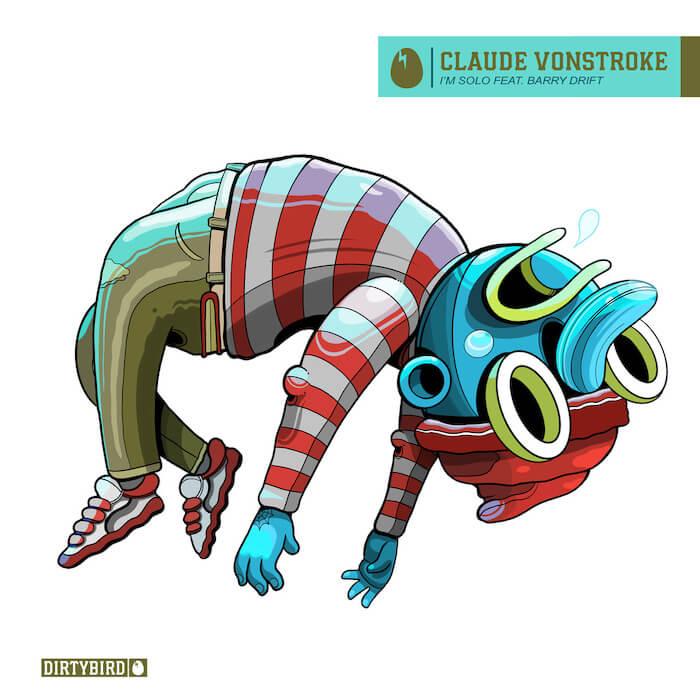 Claude VonStroke - I'm Solo cover