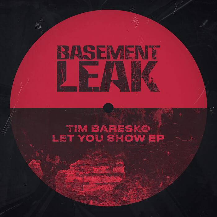Tim Baresko - Let You Show EP cover
