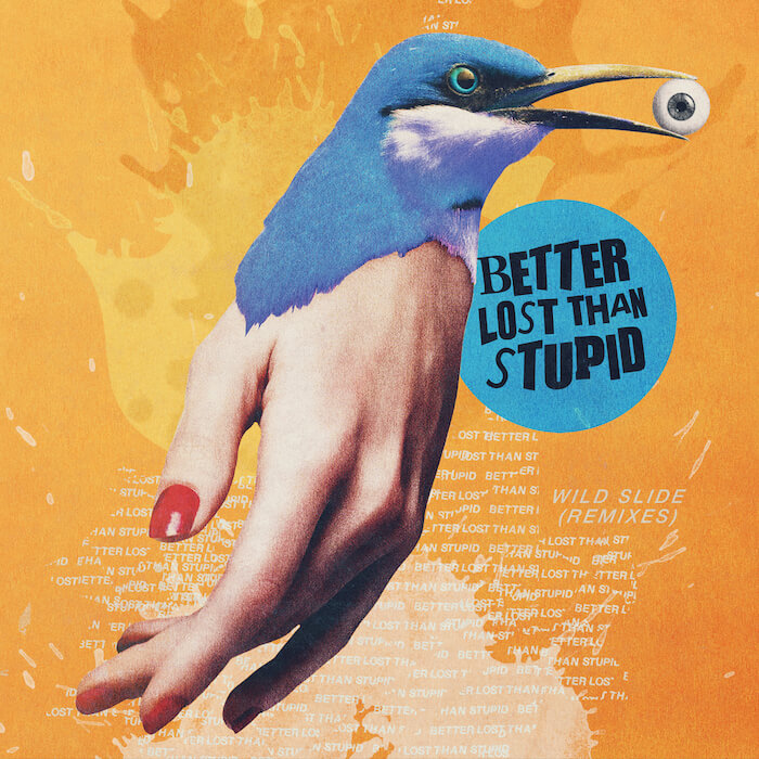 Better Lost Than Stupid - Wild Slide (Remixes) cover