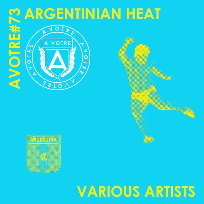 Avotre - Argentinian Heat cover