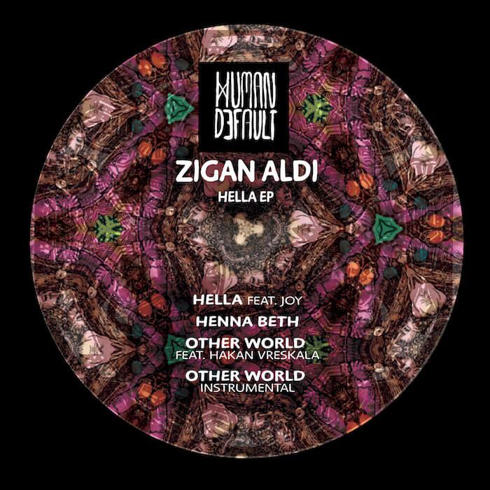Zigan Aldi - Hella EP cover
