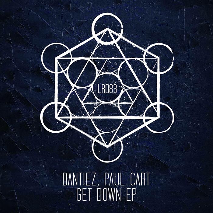 Dantiez, Paul Cart - Get Down EP cover