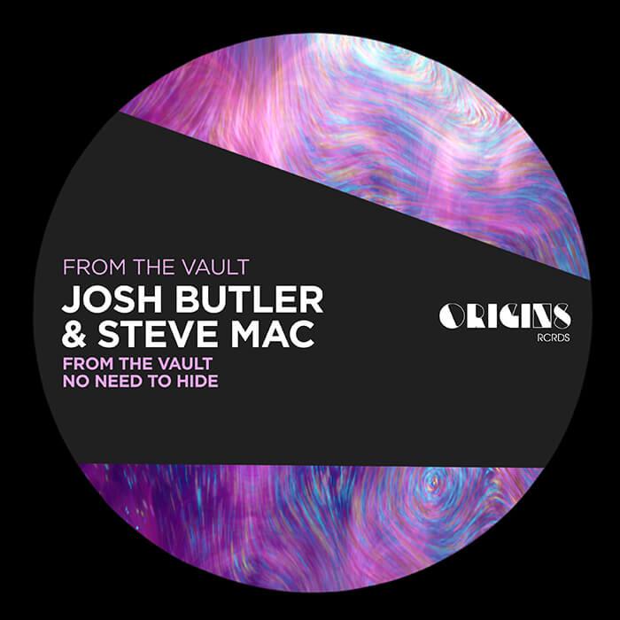 Josh Butler & Steve Mac - From The Vault EP cover