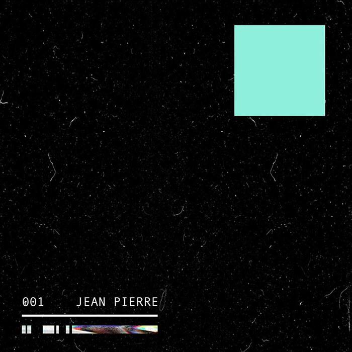 Jean Pierre - 001 LP cover
