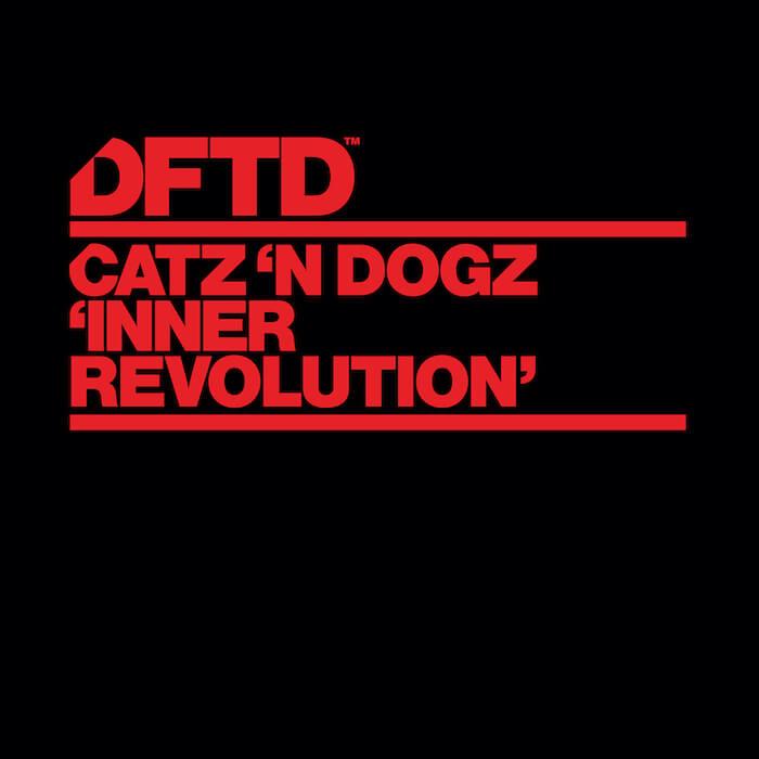 Catz 'n Dogz - Inner Revolution cover