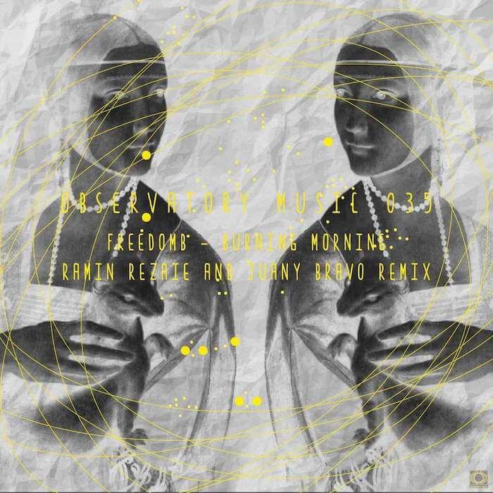 FreedomB - Burning Morning cover
