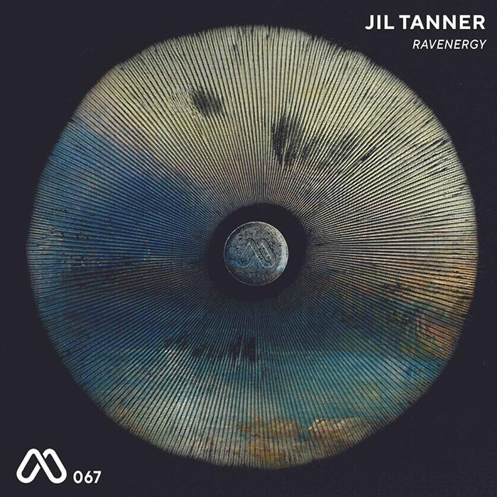 Jil Tanner - Ravenergy EP cover