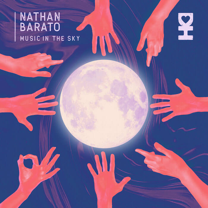 Nathan Barato - Music In The Sky cover