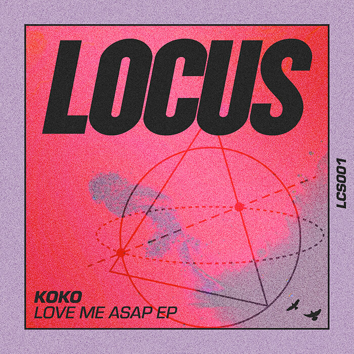 KOKO - Love Me ASAP EP cover