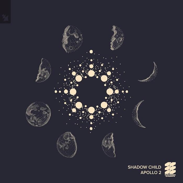 Shadow Child - Apollo 2 cover
