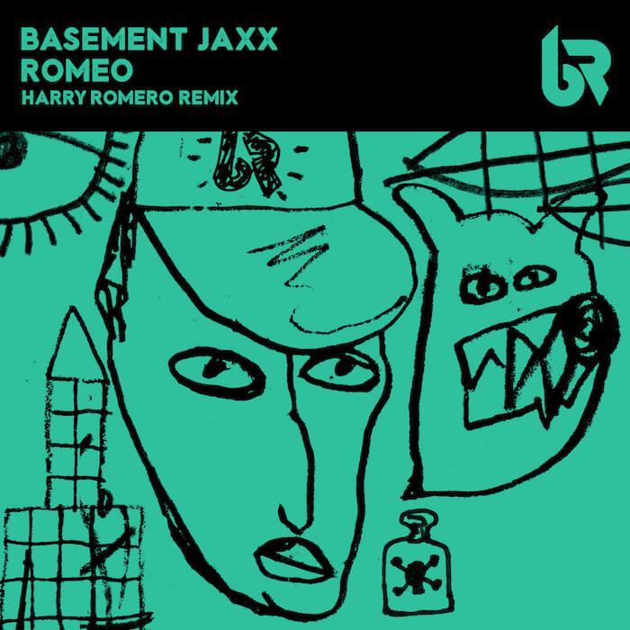 Upfrontbeats Basement Jaxx Good Luck Butch Remixes
