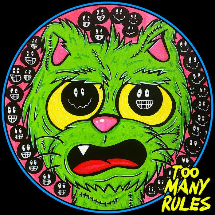 VA - Crazy Summer (Too Many Rules) cover