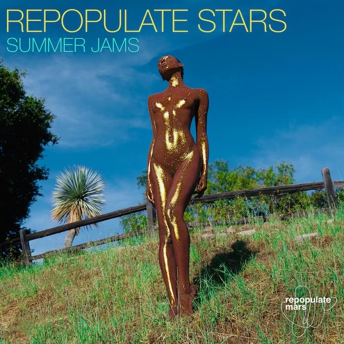 Repopulate Stars - Summer Jams cover