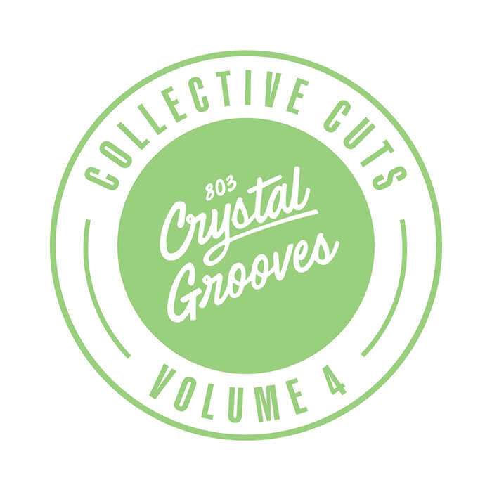 Various Artists - 803 Crystal Grooves Collective Cuts 004 cover