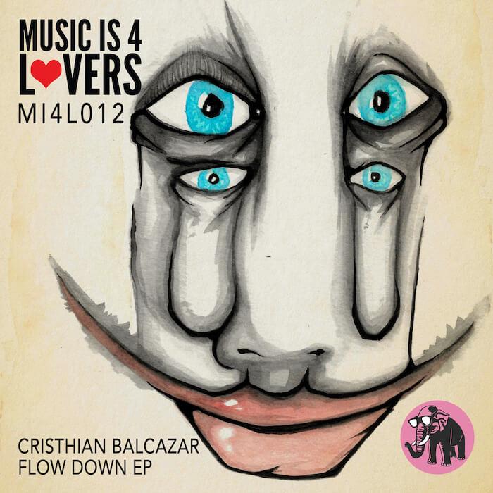 Cristhian Balcazar - Flow Down EP cover